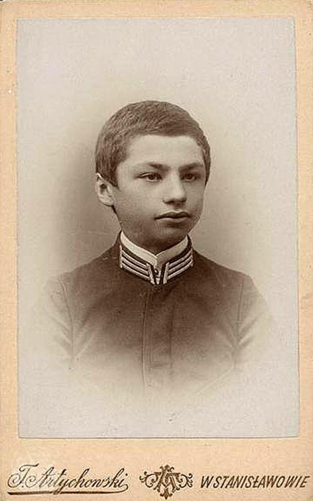 учень гімназії початок 20 століття