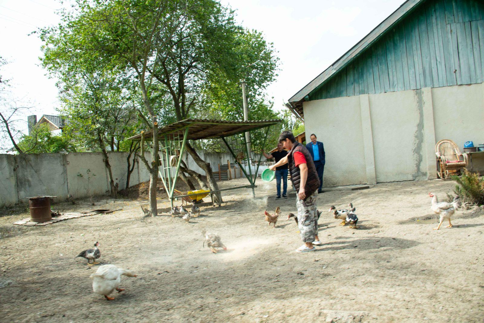 У франківському геріатричному пансіонаті облаштували спортивну відпочинкову зону 10