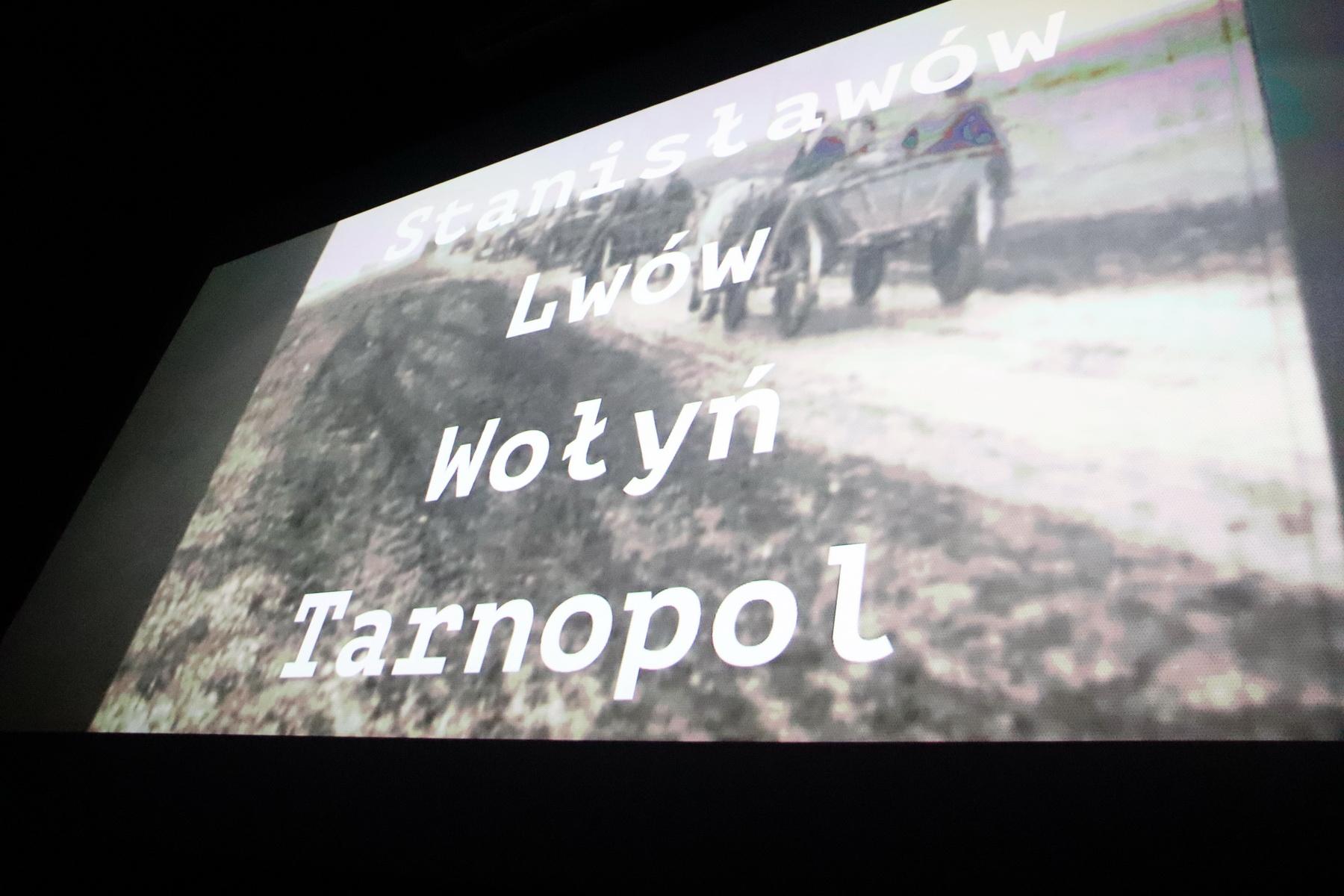 У Франківську показали документальний фільм, як Армія Крайова та УПА виступили проти радянських окупантів 2