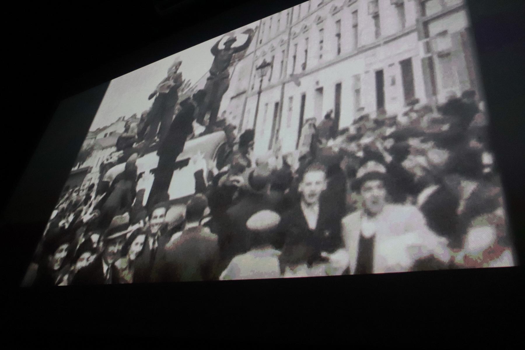 У Франківську показали документальний фільм, як Армія Крайова та УПА виступили проти радянських окупантів 4
