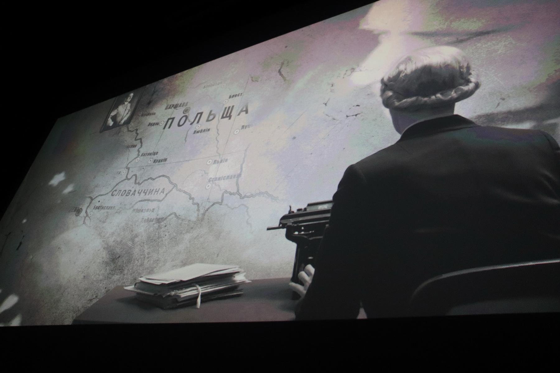 У Франківську показали документальний фільм, як Армія Крайова та УПА виступили проти радянських окупантів 6