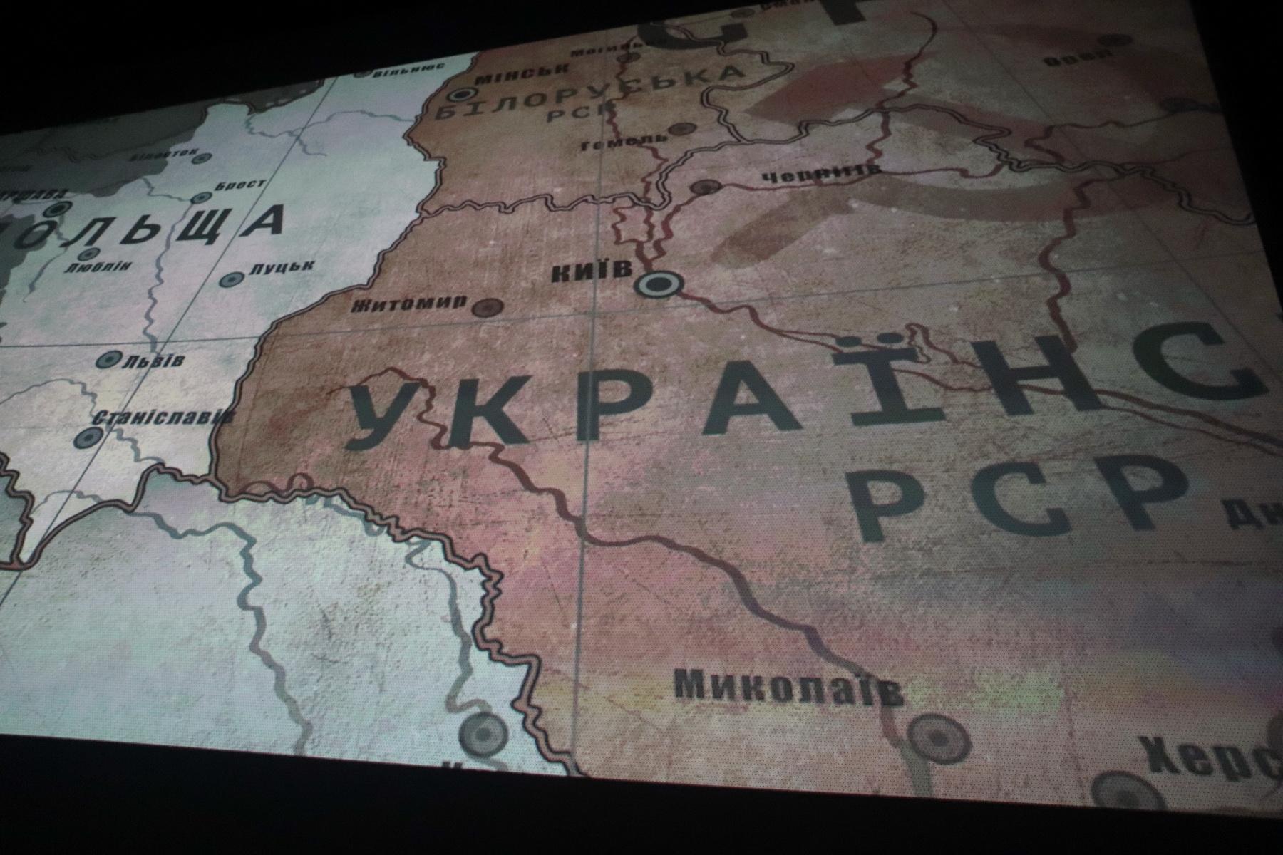 У Франківську показали документальний фільм, як Армія Крайова та УПА виступили проти радянських окупантів 10