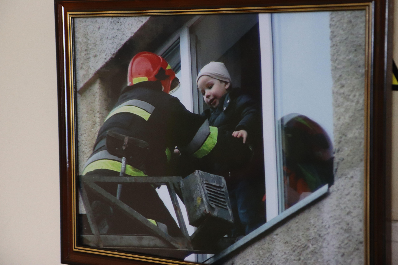 У Франківську відкрили виставку світлин про роботу рятувальників 14