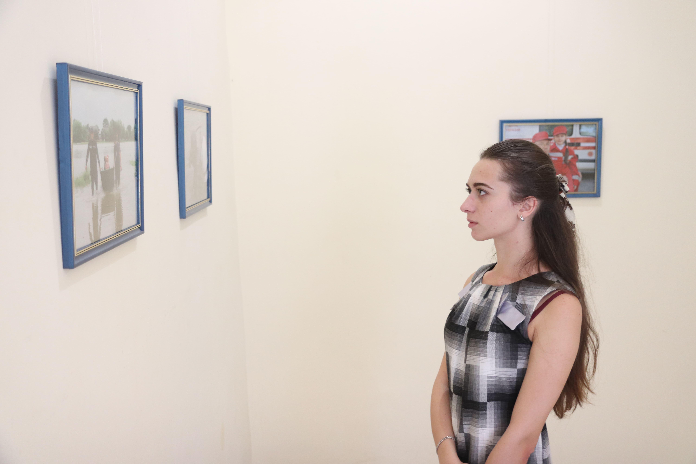 У Франківську відкрили виставку світлин про роботу рятувальників 28