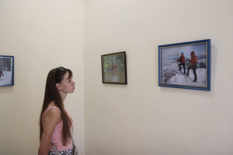 У Франківську відкрили виставку світлин про роботу рятувальників 34