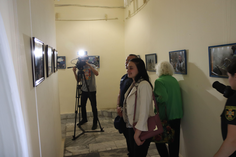 У Франківську відкрили виставку світлин про роботу рятувальників 40