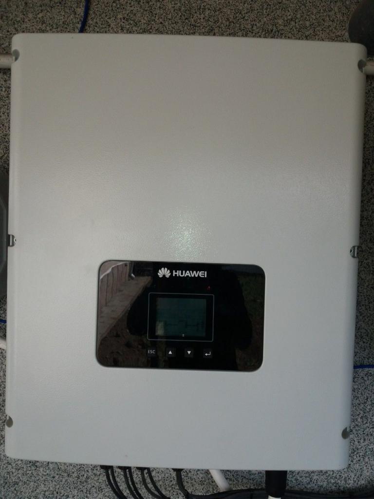 Сонячну електростанцію для дому потужністю 20 кВт встановлено в Ланчині 2