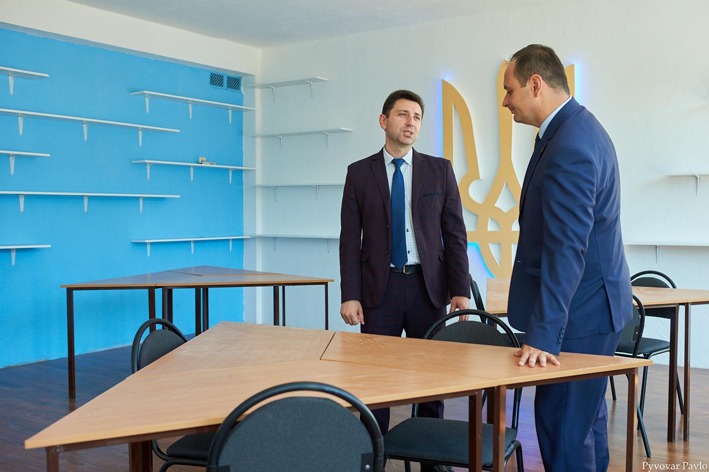 У франківській школі-гімназії №3 відкрили сучасний кабінет трудового навчання 1
