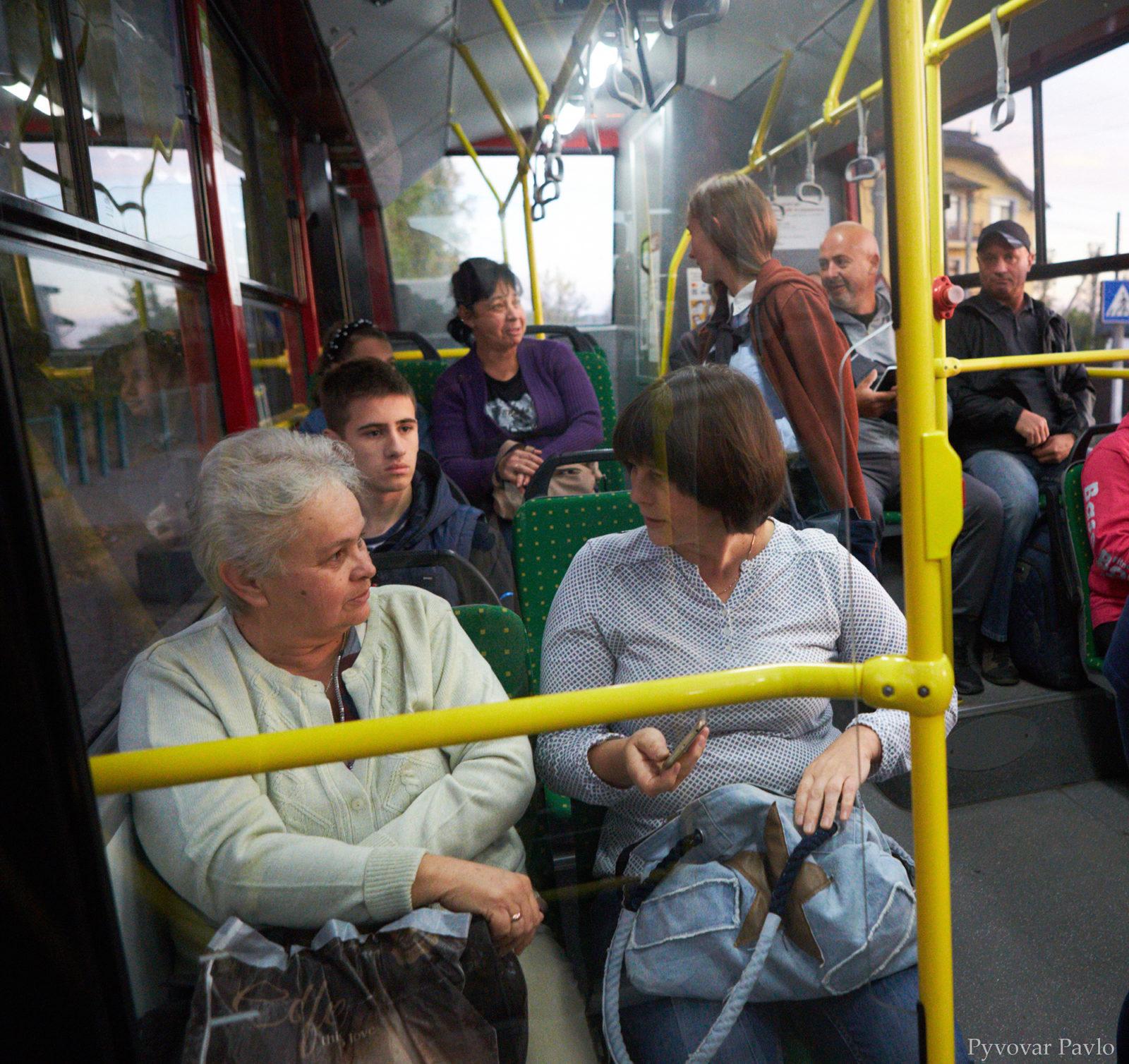 У Франківську запустили новий комунальний маршрут до Підлужжя 6
