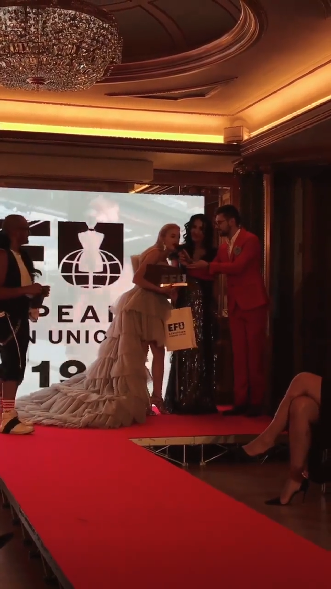 Франківка Тетяна Кодзаєва стала fashion-блогером року в Мілані 4