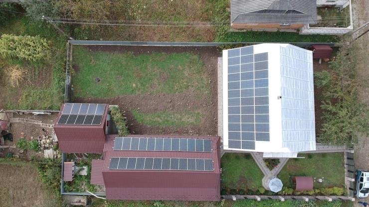 Ланчин, сонячна електростанція