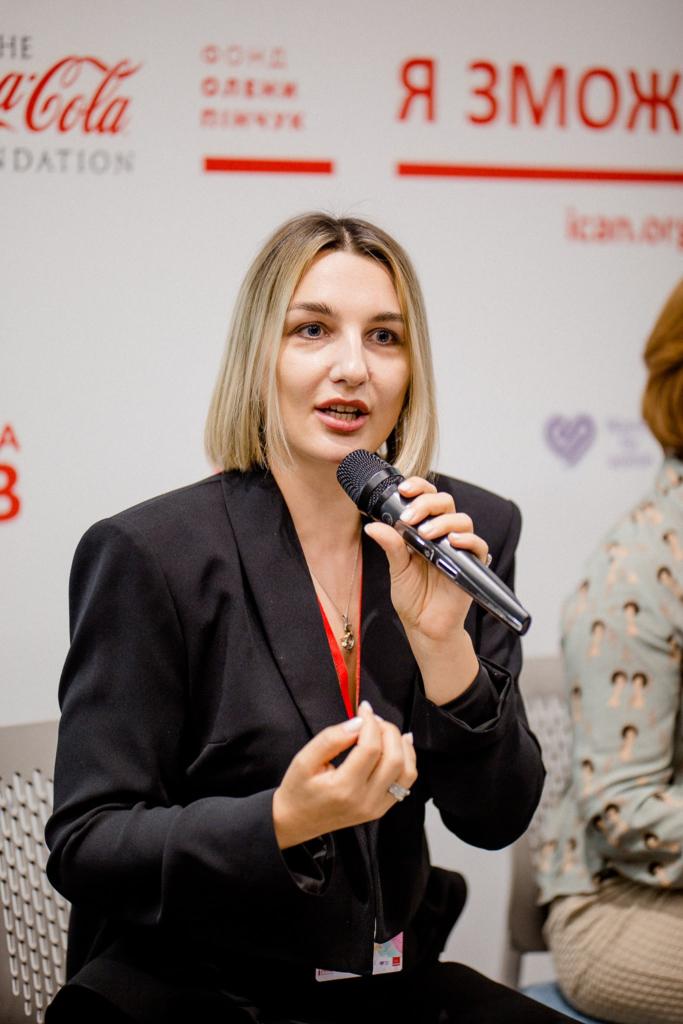 «Я вірю не стільки у рівність прав, як у рівність можливостей», – Ольга Ситник на жіночому форумі «Я зможу!» 3