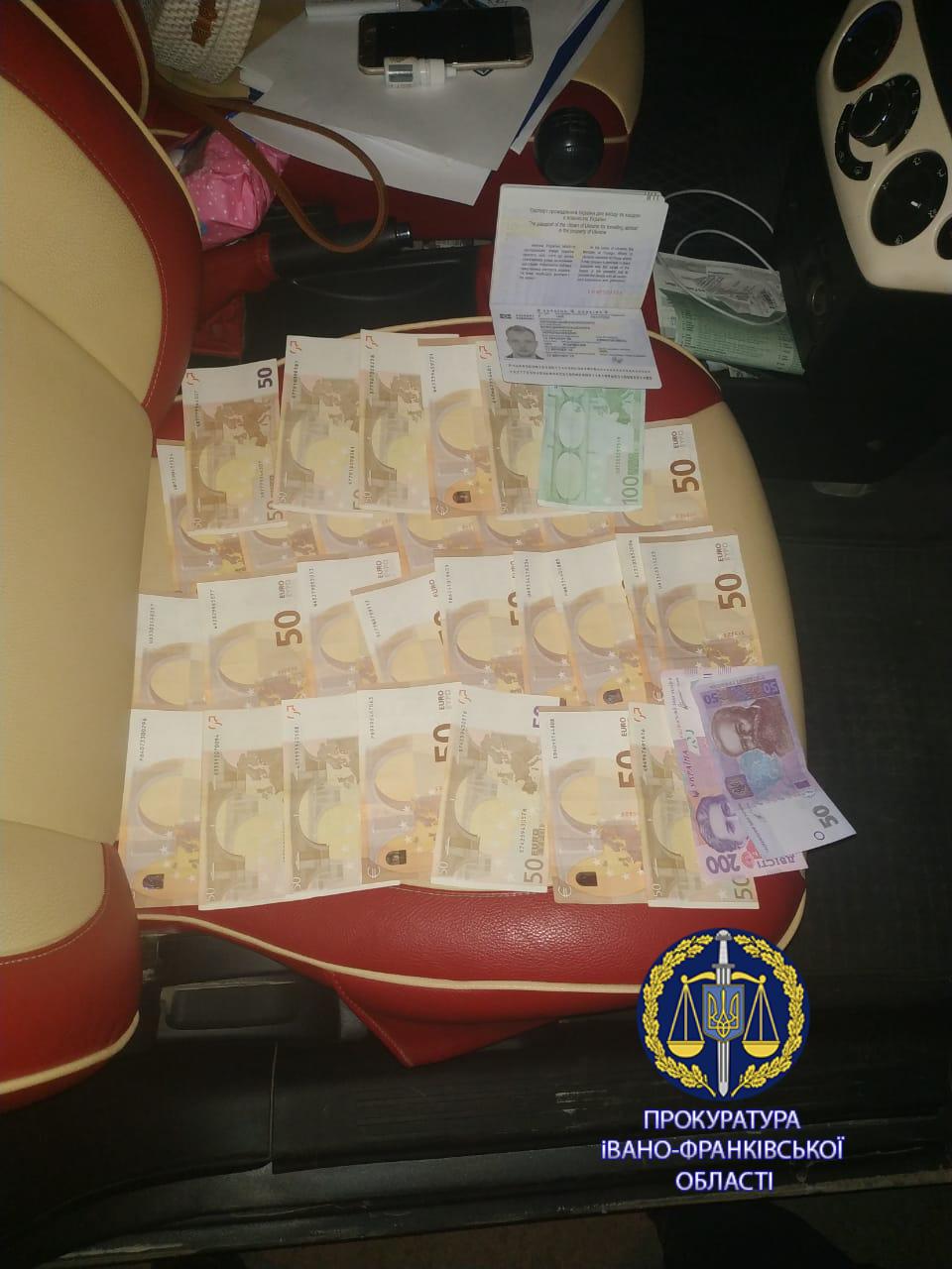 Прикарпатець хотів незаконно перевезти росіянина до ЄС за 2000 євро 4