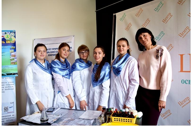 У Франківську відбувся перший фестиваль STEM-освіти 2