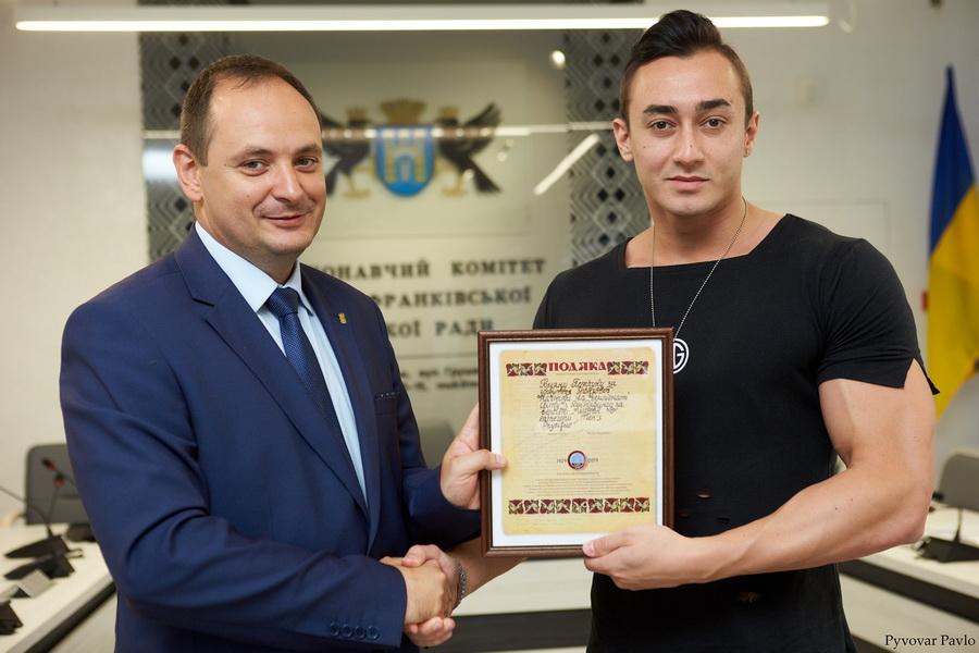 Лікар-інтерн франківського медуніверситету став призером чемпіонату світу з бодібілдингу 2