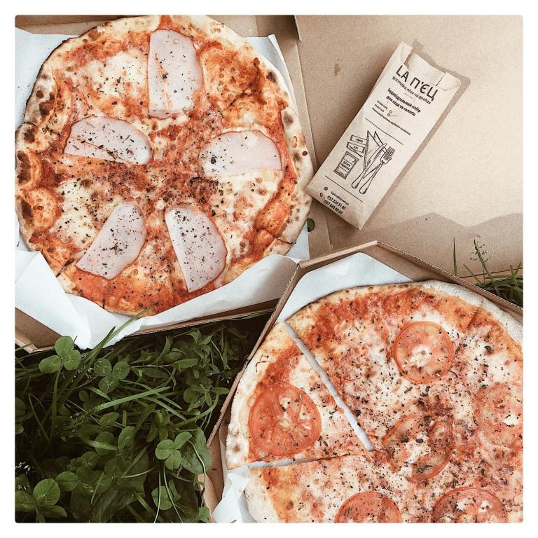 Скуштуйте найсмачнішу піцу в Івано-Франківську 2