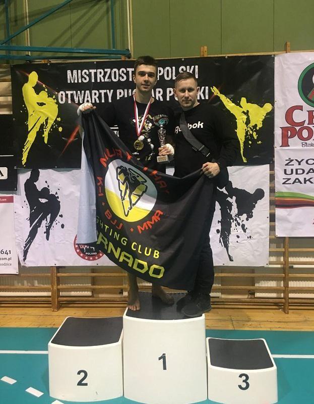 Калушанин став чемпіоном Європи з кікбоксингу 2
