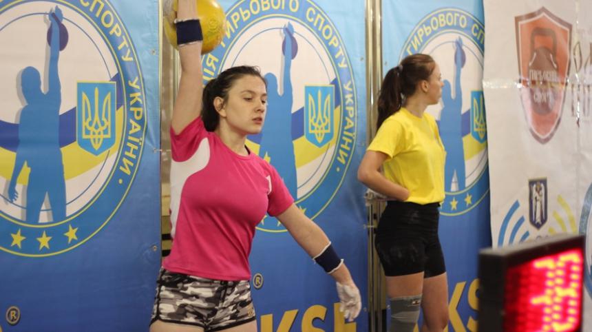 Студенти ІФНМУ стали переможцями кубка Асоціації гирьового спорту України 4