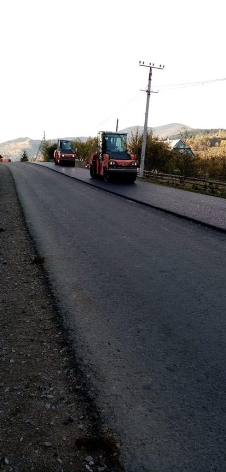 На Верховинщині ремонтують дороги 2