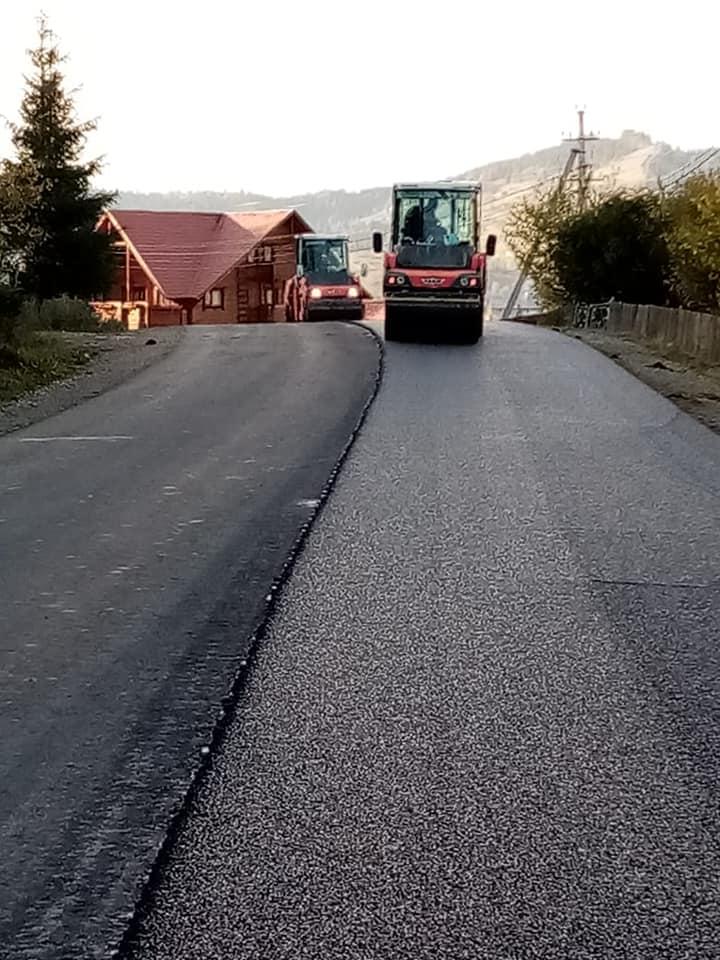 На Верховинщині ремонтують дороги 4