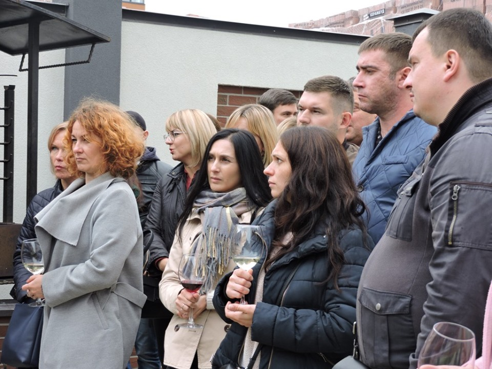 Рієлторам презентували перший у Франківську клубний будинок еліткласу 12