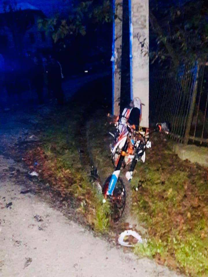 На Калущині у ДТП загинули два підлітки 2
