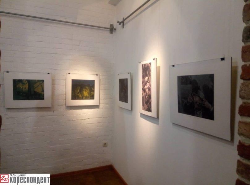 У Франківську відкрили виставку білоруського художника 6