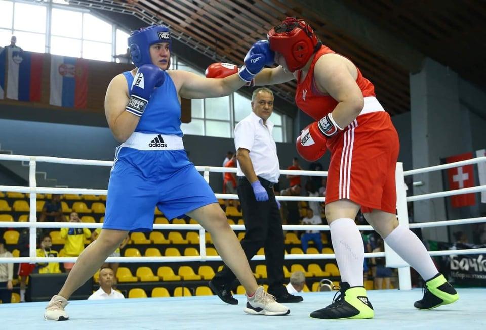 Вісімнадцятирічна боксерка з Ямницької ОТГ здобула срібло на Чемпіонаті Європи. ФОТО 2