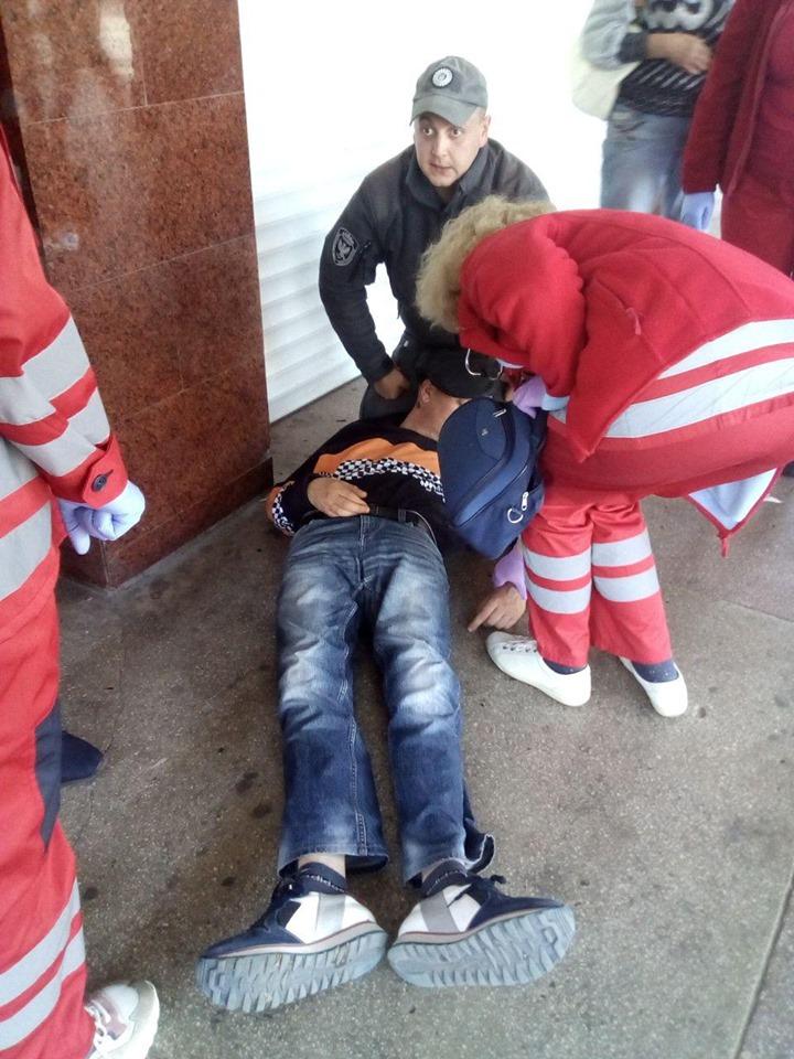 """Муніципальні вартові під час фестивалю """"Родослав"""" рятували чоловіка з епілепсією 2"""