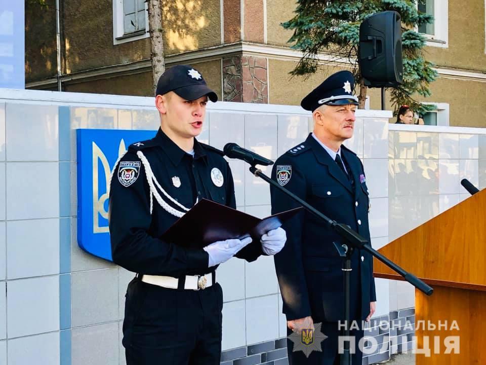 У Франківську 79 курсантів урочисто присягнули на вірність українському народу 2