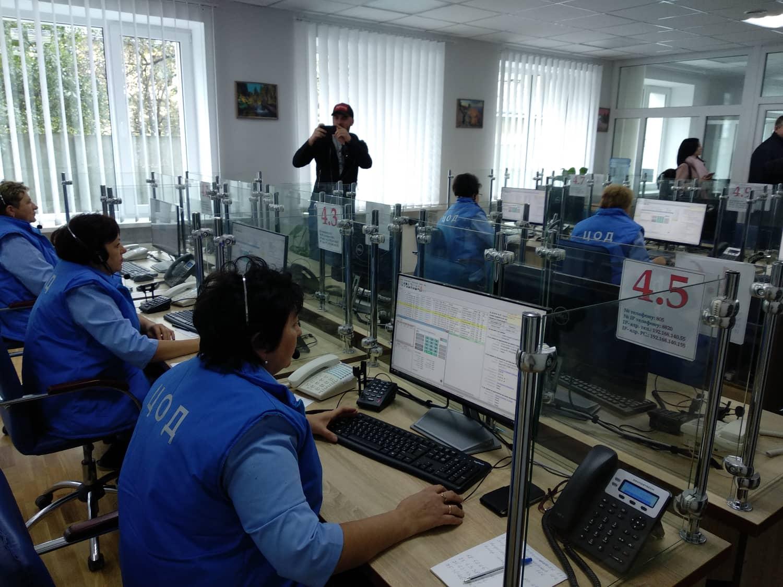 У Франківську відкрили диспетчерську Обласного центру екстреної меддопомоги 24