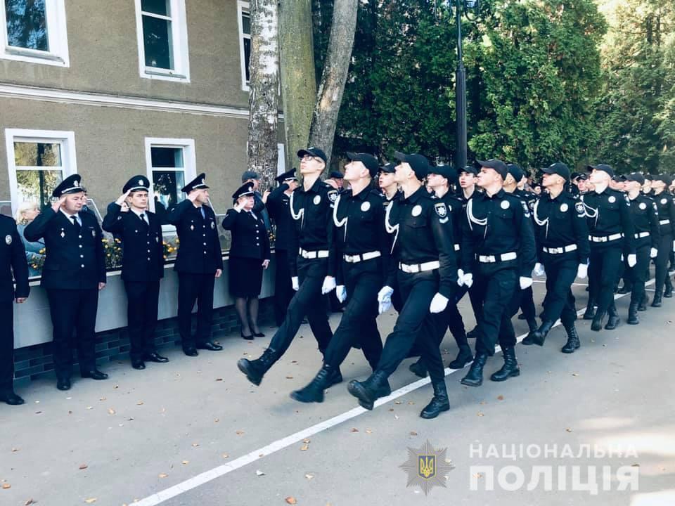 У Франківську 79 курсантів урочисто присягнули на вірність українському народу 6