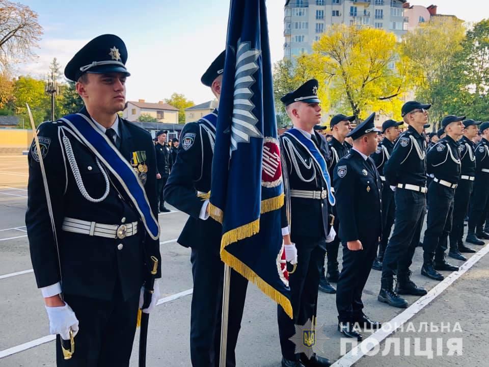 У Франківську 79 курсантів урочисто присягнули на вірність українському народу 8