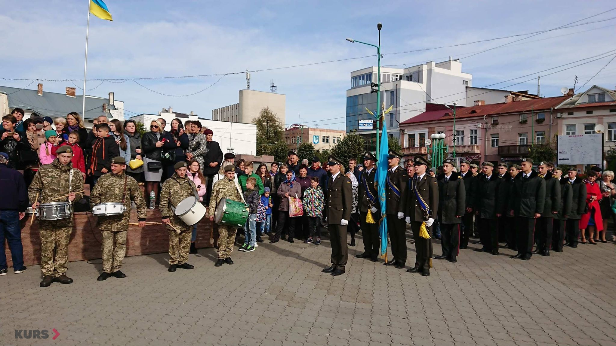 Вірність, честь, відвага: першокурсники Надвірнянського військового ліцею склали присягу 4