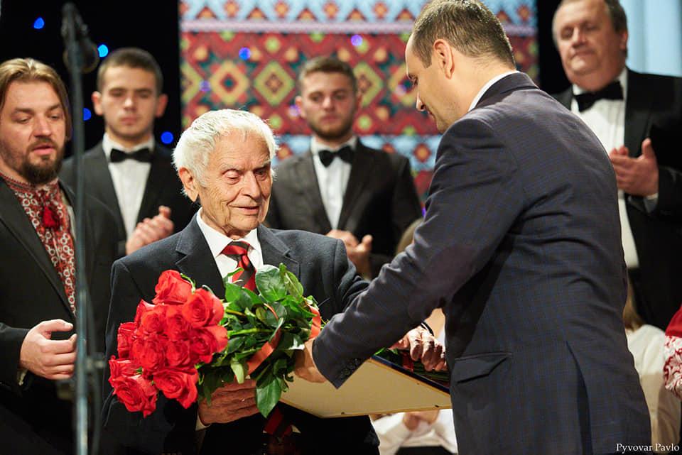 У Франківську відбувся творчий вечір з Дмитром Павличком 8