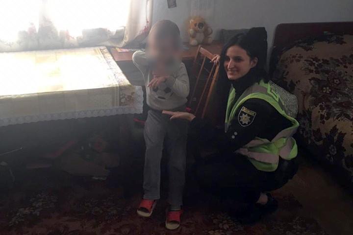 Поліцейські провідали дітей у двох кризових родинах на Рогатинщині 2