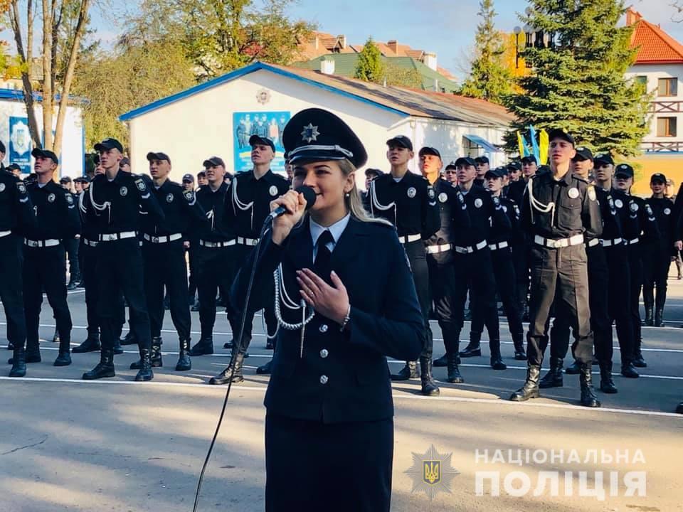 У Франківську 79 курсантів урочисто присягнули на вірність українському народу 10