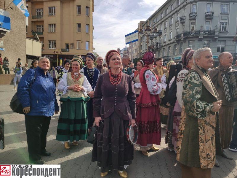 """У Франківську стартував етнофестиваль """"Родослав"""" 14"""