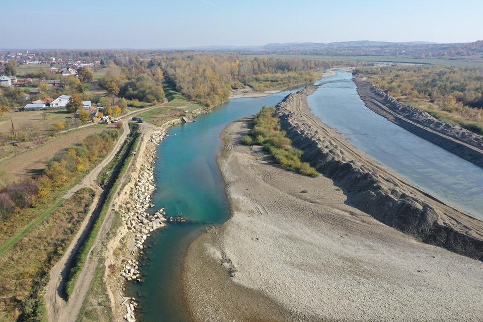 Змінюють русло Пруту, щоби захистити чотири села на Снятинщині 4