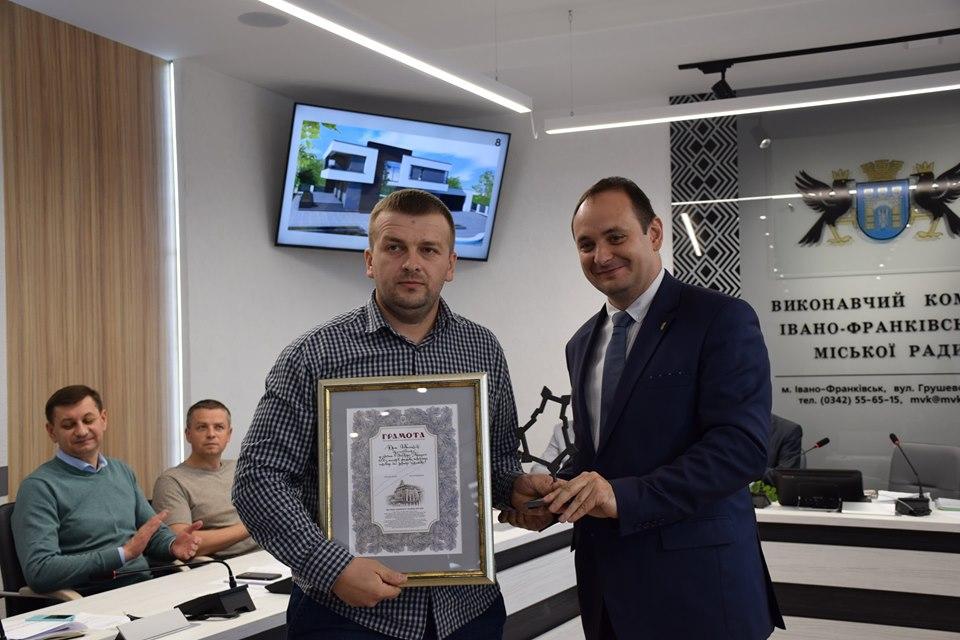 У Франківську нагородили переможців конкурсу проєктів приватної забудови 4