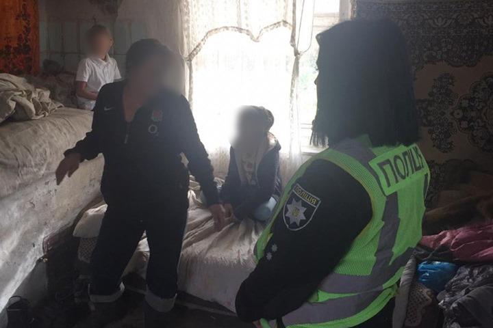 Поліцейські провідали дітей у двох кризових родинах на Рогатинщині 4