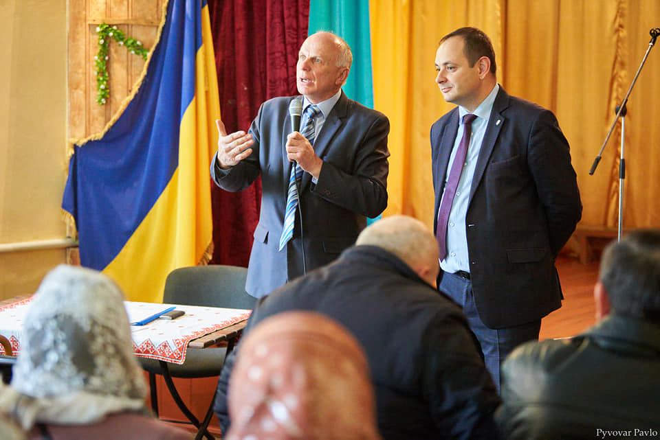 Колодіївка проголосувала за приєднання до Івано-Франківська 8