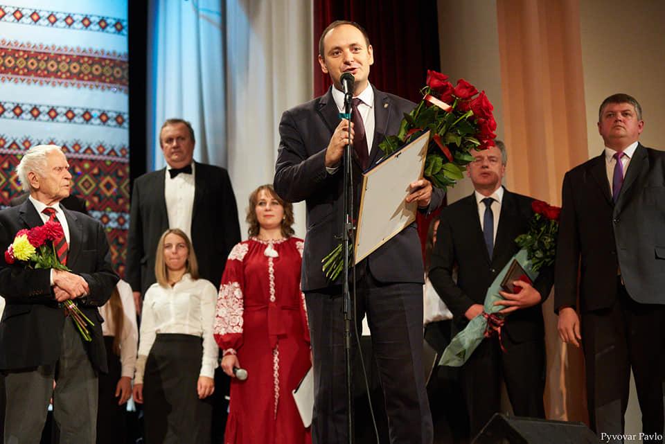 У Франківську відбувся творчий вечір з Дмитром Павличком 10