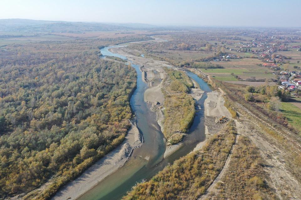 Змінюють русло Пруту, щоби захистити чотири села на Снятинщині 1