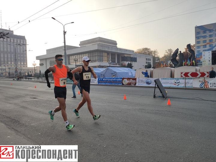 У Франківську розпочався чемпіонат України зі спортивної ходьби 4