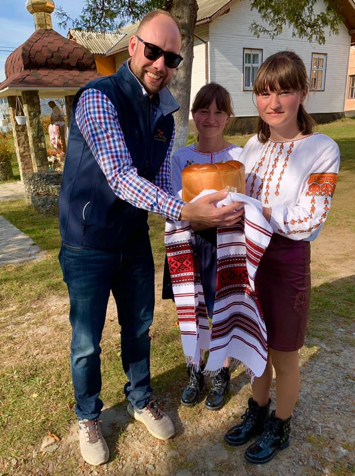 У Білоберізькій ОТГ відкривають безкоштовну німецьку школу 2