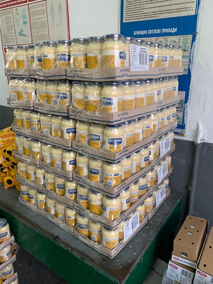 Митники вилучили у водія рейсового автобуса з Прикарпаття дві тонни продуктів 6