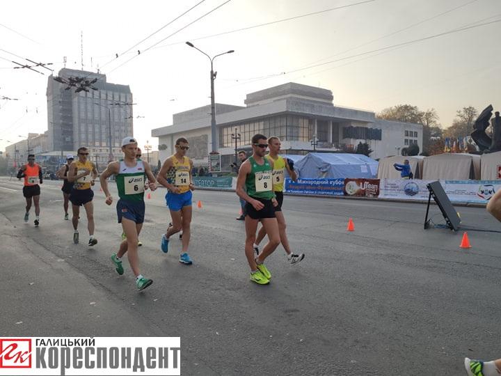 У Франківську розпочався чемпіонат України зі спортивної ходьби 8