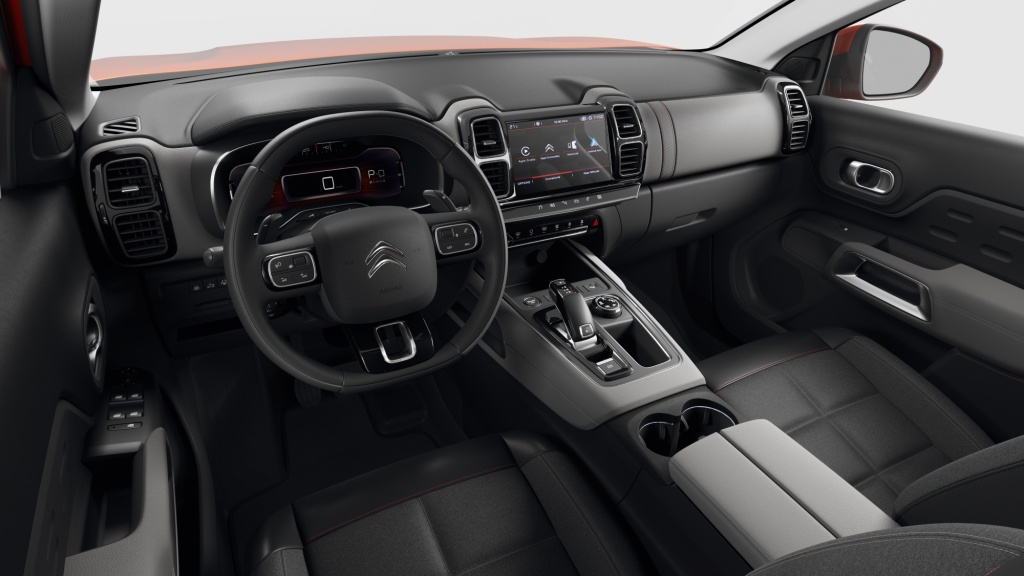 Підвіска замість крил: тест нового Citroen C5 Aircross у Франківську 8