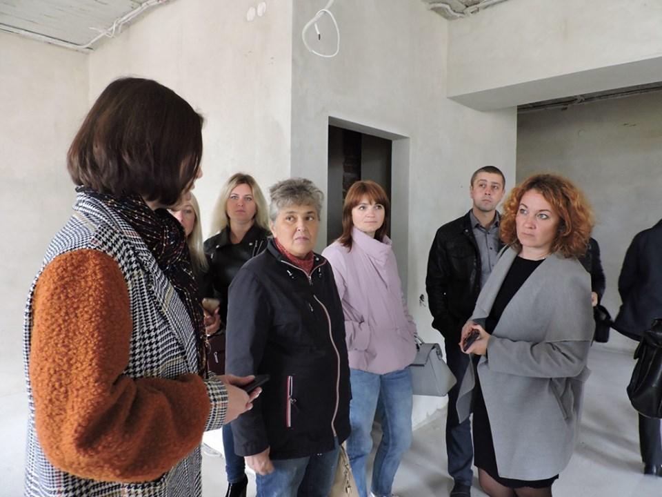 Рієлторам презентували перший у Франківську клубний будинок еліткласу 20